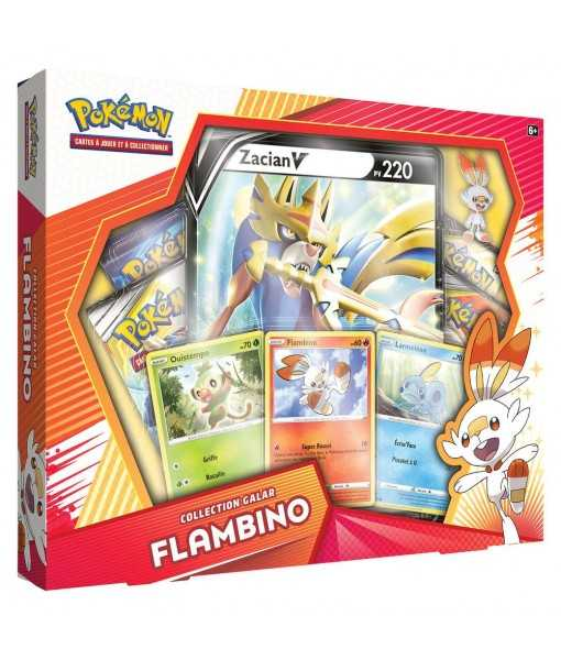 Coffret Collection galar Flambino