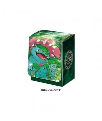 POKEMON DECK BOX FLORIZARRE