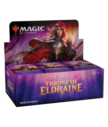 Magic - Le Trône D'Eldraine...