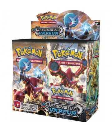 Display 36 boosters - XY -...