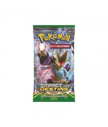 Booster - XY - Impacts des...